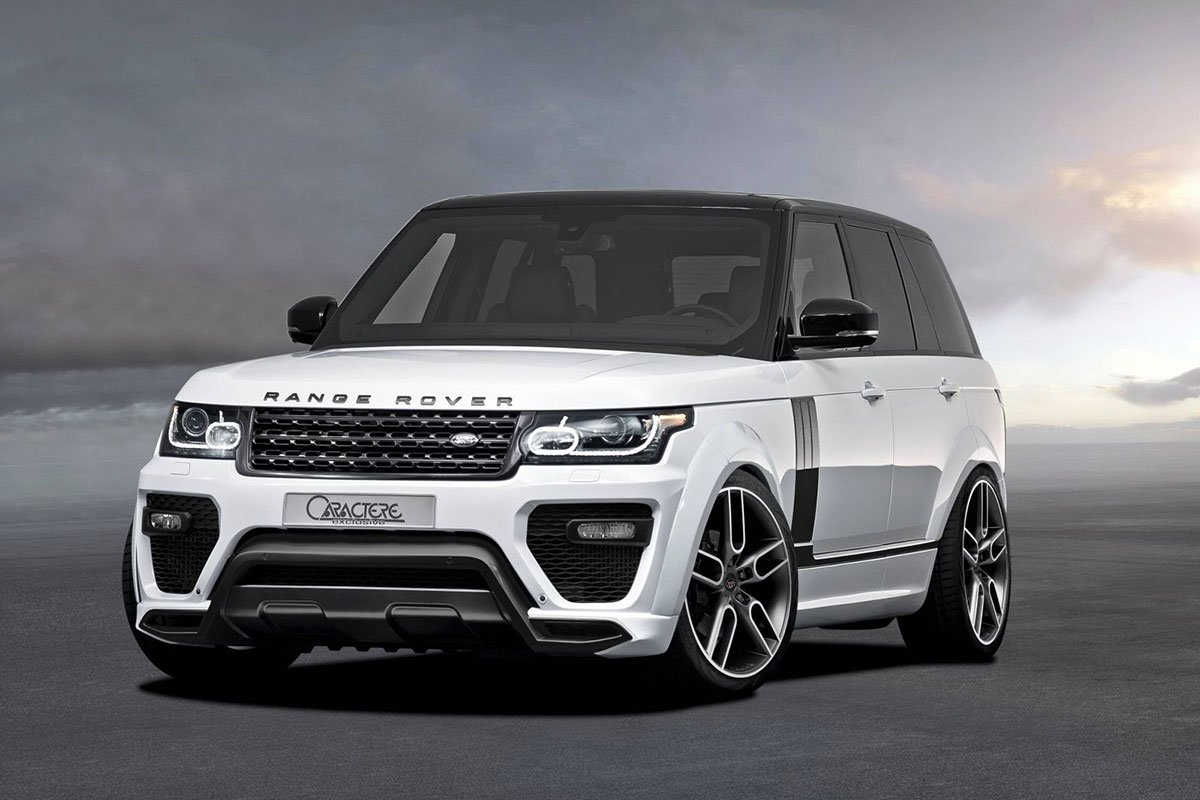 caractere range rover gallery bk motorsport. Black Bedroom Furniture Sets. Home Design Ideas